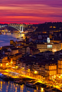 Portugal. Earmarked as an emerging travel destination, if you're hot for a stunning river view – head to the Douro River, which flows right through the capital Lisbon.