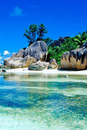 Seychelles: Salma Hayek and her powerhouse husband François-Henri Pinault chose to honeymoon here. As did the royals, Prince William and Princess Kate, and Hollywood's one-time equivalent, Brad Pitt and Jen Aniston.