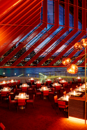Bennelong at the Sydney Opera House, Australia. An icon on the Sydney skyline, dining within the fancy sails is a must-do for bragging rights alone. The food is also outstandingly legit, making it the ultimate all-rounder.