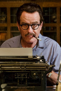Yearning for a visual cerebral hit? Try either of these two brilliant flicks, out now. 'Trumbo' stars Oscar-nominated Brian Cranston as screenwriter Dalton Trumbo, an accused (and blacklisted) communist, or '45 Years', with Oscar nom Charlotte Rampling.
