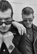 Sunday, March 27: ICYMI: Eagles of Death Metal are here for the week and tonight they hit Sydney's Metro theatre (also touring nationally). Josh Homme, Jesse Hughes… Do I really need to get explain why you need to see them tonight? No, no I don't.