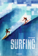 Thursday, March 31: Keep summer in your heart with Surfing 1778-2015 by Jim Heimann, an ambitious books on the history, the culture and pop culture legacy of surfing.