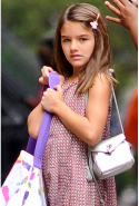 The younger next-Gen to watch: Suri Cruise (needs no introduction)