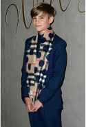The younger next-Gen to watch: Romeo Beckham (already a Burberry star)