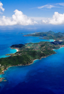 St Barts. Loved by the likes of Beyoncé, Jay Z, Kim Kardashian and Olivia Palermo, this famed celebrity playground in the Caribbean offers 14 pristine beaches and a range of private luxury villas. No wonder it's a haven for the elite.