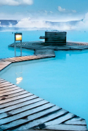 The Blue Lagoon Geothermal Resort, Grindavík, Iceland