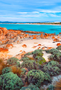 Bay of Fires, Tas