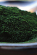 Chlorella. The closest cousin to Spirulina, this micro algae is a powerful detoxifier.