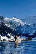 The Cambrian Hotel, Adelboden, Switzerland