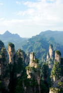 26. Zhangjiajie National Forest Park, China.