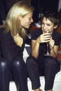 Gwyneth Paltrow and Winona Ryder