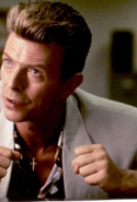 Tuesday, March 8: Bittersweet feels come with David Lynch and David Bowie: Outside/Twin Peaks, a lecture being held tonight at Melbourne's ACMI that looks at the cross section of these two geniuses.