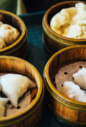 Green Gourmet Kitchen: The go-to Chinese for vegans and vegetarians, they take a no-frills approach to outstanding oriental chow. Expect the usual yummy suspects such as spring rolls, dim sum, and steamed tofu, all vegan-afied.
