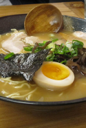 Kuroneko Ramen Noodle Bar, Sutherland: Ramen hunters flock to the Shire for the beachy vibes and exceptional ramen. Local haunt Kuroneko Ramen delivers sunny service and light-as-a-feather broth packed with tons of noodles.
