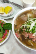 Pho Tau Bay, Cabramatta: A long-running no-frills joint that caters to the true pho connoisseur, the beef pho is heart-warming heaven in a bowl. Warning, it may be addictive.