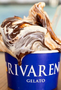 RivaReno: With two locations now open in Sydney, there's no excuse not to get involved with this global artisanal gelato cone-dome. Their signature cremino RivaReno is next level - elevating the traditional Italian chocolates of the same name to new dreamy gelato heights. Feeling sour? Covered. Lick that tart craving with their sour cherry gelato.