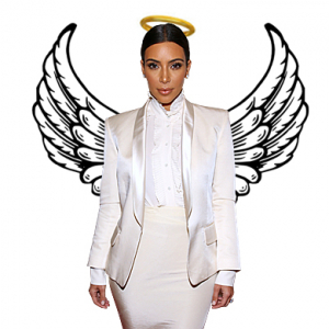 Kim K the saint? The changing faces of the world's most famous reality TV star