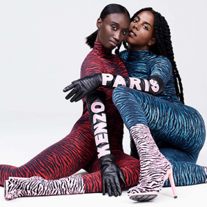 Your first look at Kenzo x H&M is here!