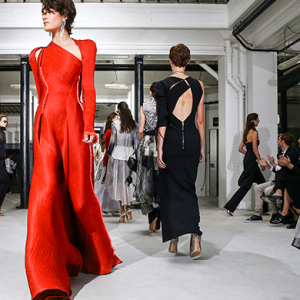 Haute Couture recap: Toni Maticevski takes Paris with debut