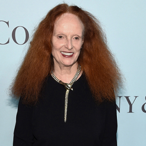 Guess who Grace Coddington is working with now?