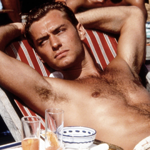 Waxing lyrical: the hair and now for men's chests