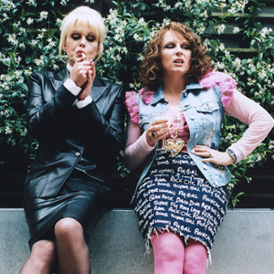 Watch out Kate Moss, the Absolutely Fabulous movie trailer is here!