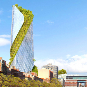 Is France building the greenest skyscraper on the planet?