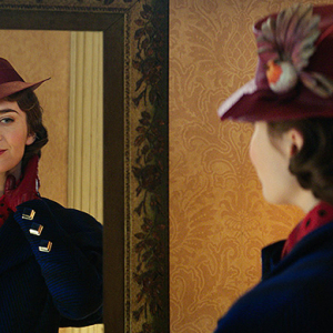 She's back! First look at the 'Mary Poppins Returns' trailer