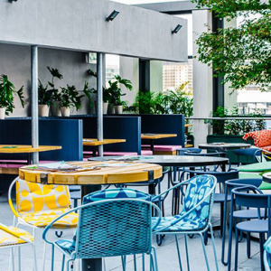 Barangaroo's newly minted rooftop bar is now open