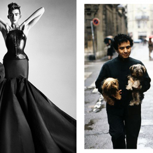 Celebrity designer Azzedine Alaïa's 16 most iconic style moments