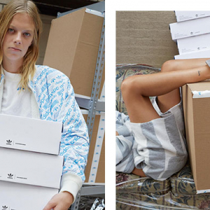 It's here! Alexander Wang x Adidas third collection