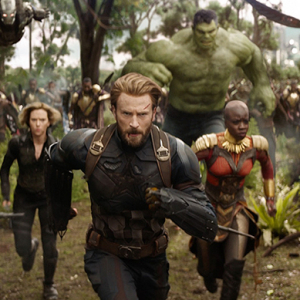 BOOM! The 'Avengers: Infinity War' trailer is here