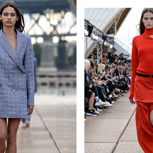 MBFWA Day 1: Dion Lee opens Sydney Fashion Week in high style