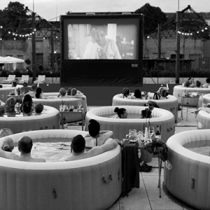 The hottest al fresco cinema is coming to Sydney