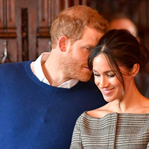'Suits' star reveals Meghan Markle had a secret Prince Harry 'code'