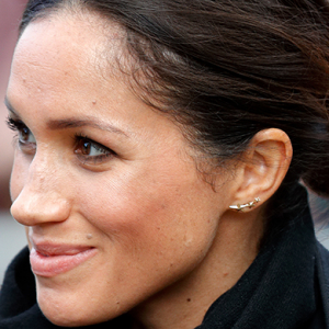 Try a royal hair update with Meghan Markle's messy bun