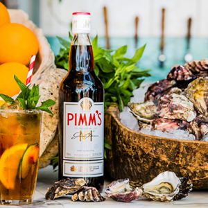 A London-style oyster and Pimm's pop-up bar is coming to Coogee