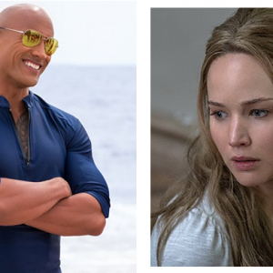 What do Jennifer Lawrence and Dwayne 'The Rock' Johnson have in common?