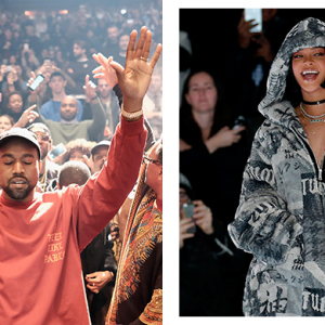 How Rihanna and Kanye broke New York Fashion Week