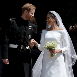 The best moments of Prince Harry and Meghan Markle's wedding