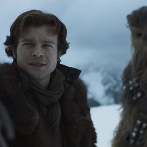 "This 'Star Wars' trailer reveals the ""real"" Han Solo"