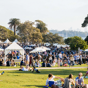 Watsons Bay is hosting the BEST food and wine festival