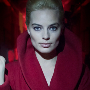 Margot Robbie is terrifyingly mad in the 'Terminal' trailer