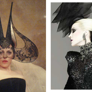 Daphne Guinness is bringing an Isabella Blow fashion exhibition to Sydney
