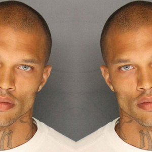 Hot Mug Shot Guy is out of prison; coming to a billboard near you
