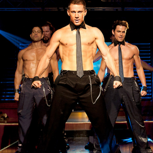 Channing Tatum announces LIVE Magic Mike shows in Vegas