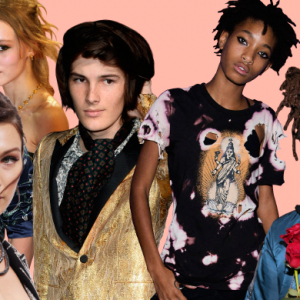 The new millennials: your guide to the It-kids and celeb royalty