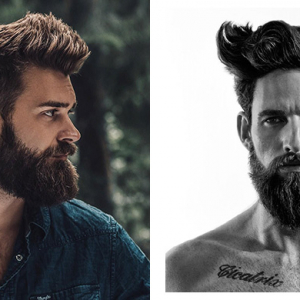 Men, it's time to give your beard a 2018 makeover