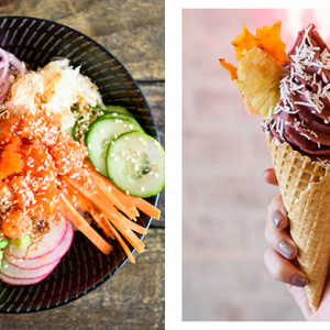A deliciously healthy fast food joint just opened in Sydney