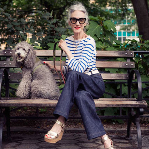 40 style lessons from fashion icons over 60